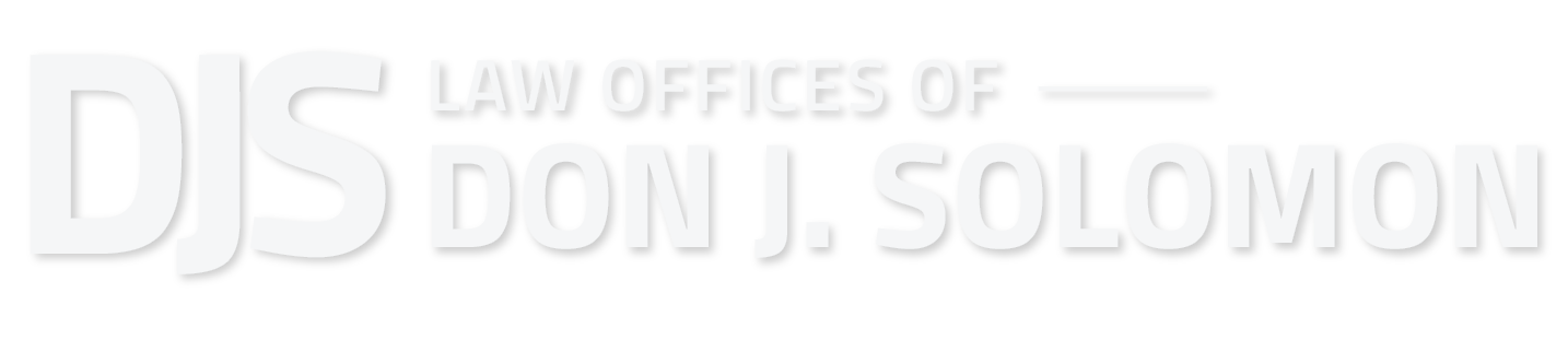 Law Offices of Don J. Solomon